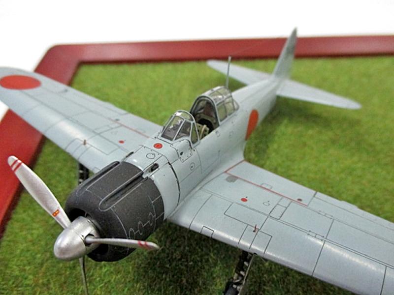 零戦21型-c1