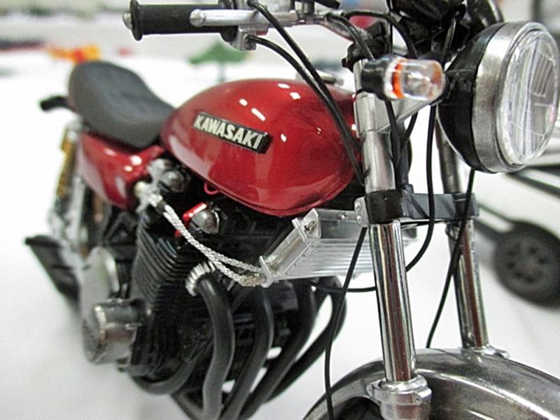カワサキZⅡ-c1