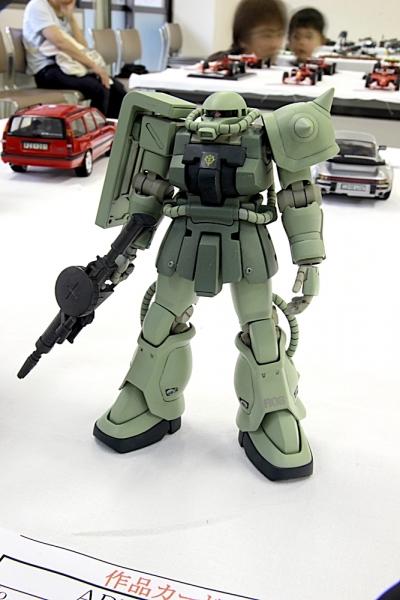 MS06ザクⅡ