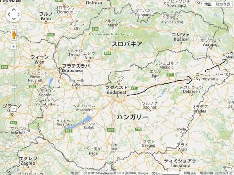 ブダペストmap2