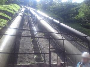 丸森発電所①