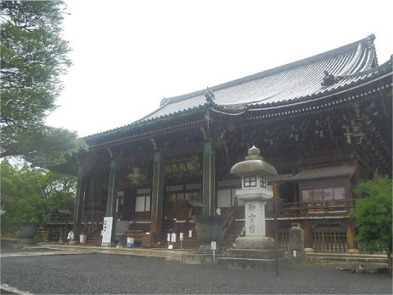 清涼寺_本堂