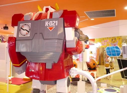 ホープ キディライド 機動歩兵K-021 アレス
