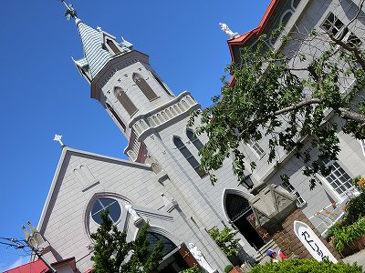 2015,7元町教会