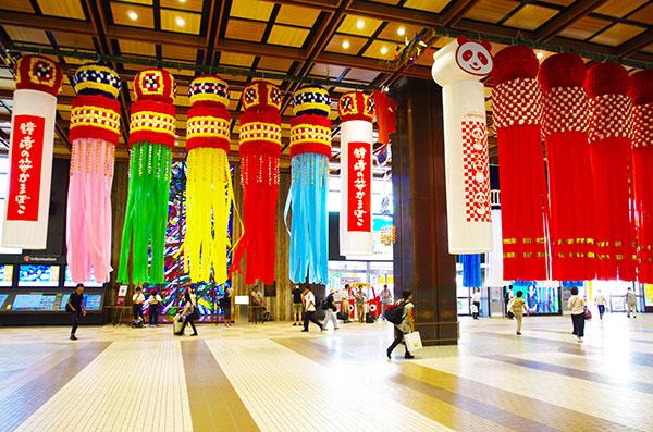 仙台駅の七夕(3)