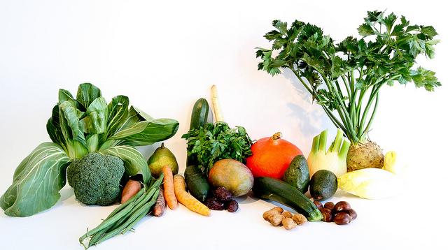 世界で一番栄養素のない野菜(キュウリ)