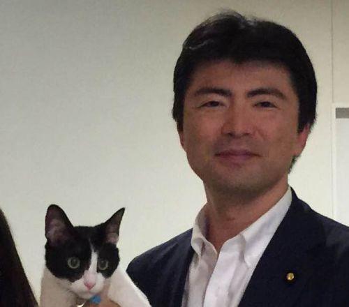 500参議院議員 古賀友一郎先生