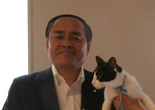 500社民党党首 吉田忠智先生