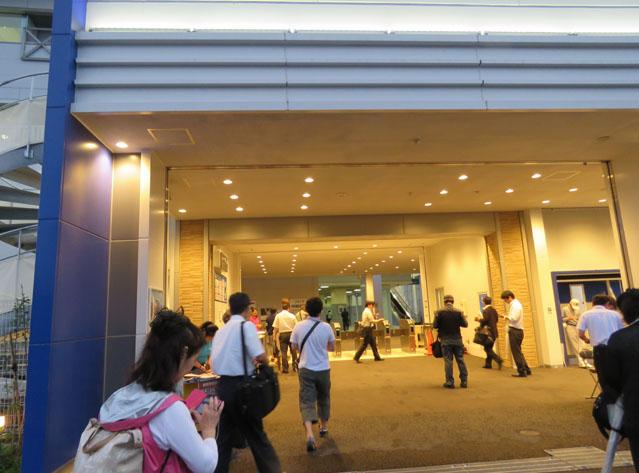 川崎競馬入り口(バスの場合)