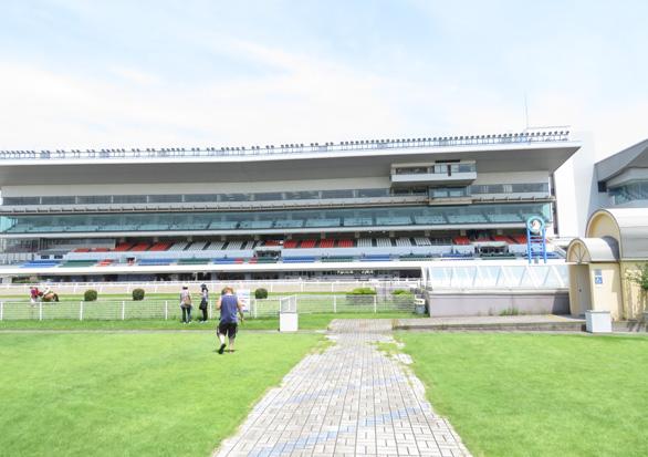 川崎競馬場3