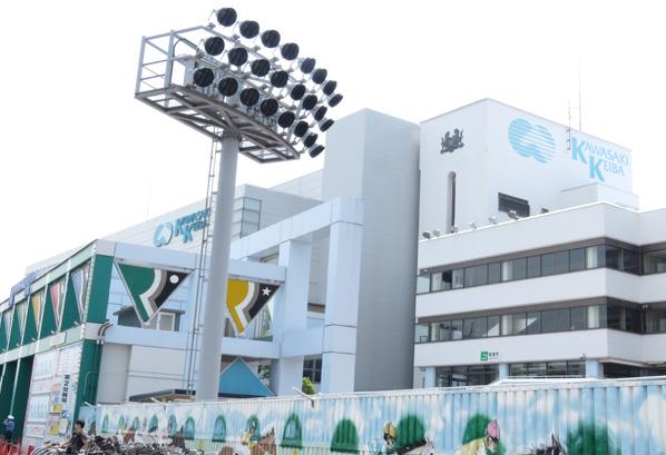 川崎競馬場2
