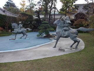 須磨寺源平の庭