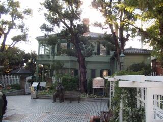 旧シャープ住宅(萌黄の館)