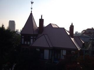旧トーマス住宅(風見鶏の館)
