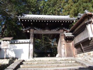 多田神社東門