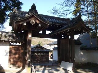 多田神社西門