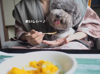 玉響の風朝食20150710-6