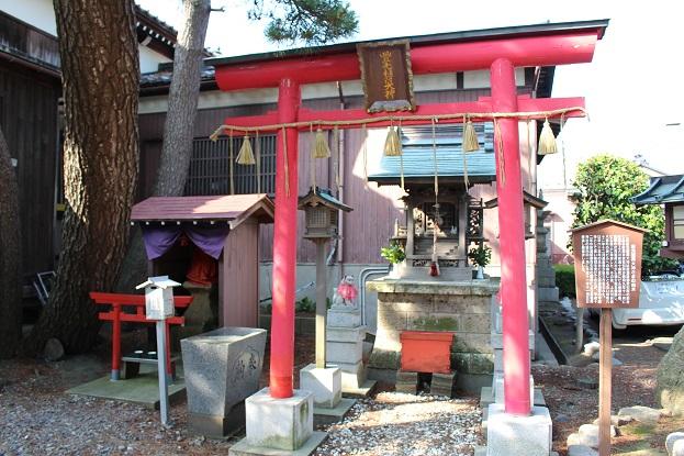 20150714新潟旅行:湊稲荷神社 豊光稲荷大神