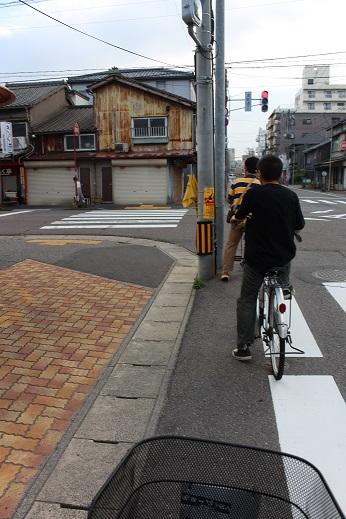 20150714新潟旅行:レンタサイクル