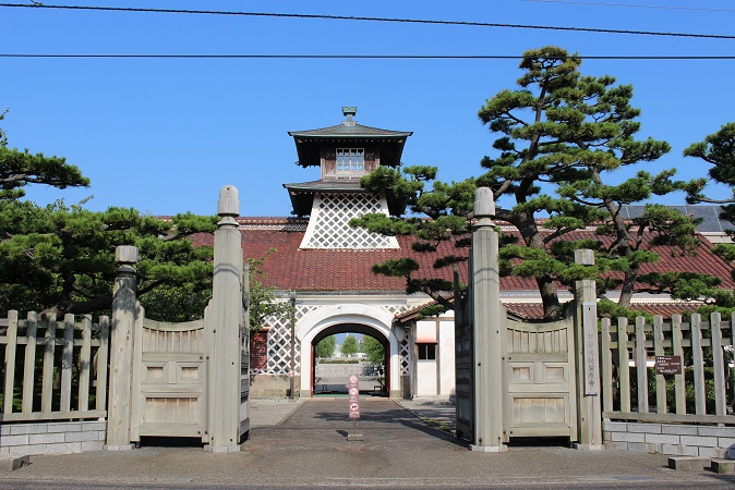 20150714新潟旅行:旧新潟税関庁舎