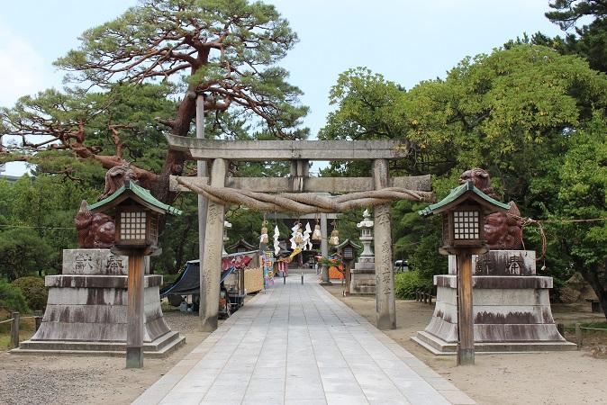 20150714新潟旅行:白山神社