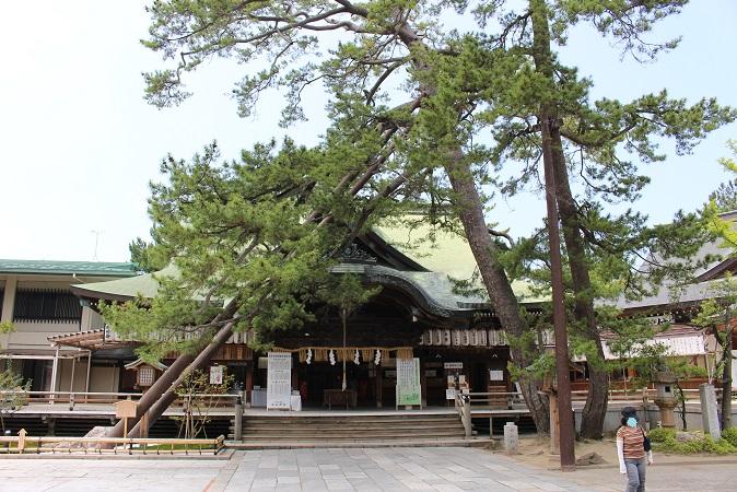 20150714新潟旅行:白山神社2