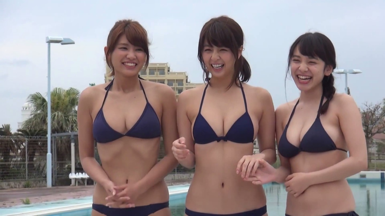 爆乳3人娘12