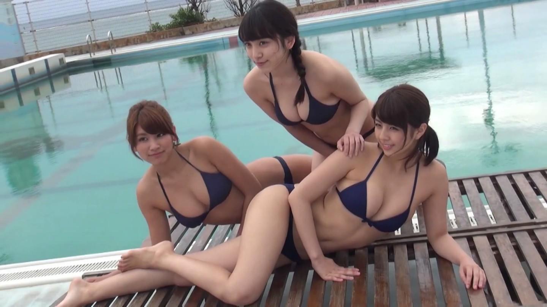 爆乳3人娘15