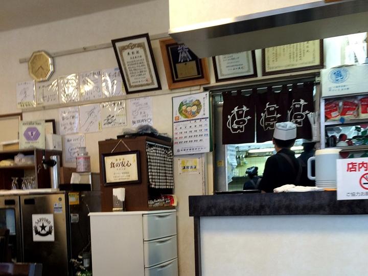 ヨーロッパ軒総本店/福井 片町