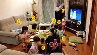 7人の子ども