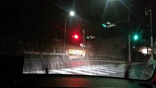 長崎は雪だった1