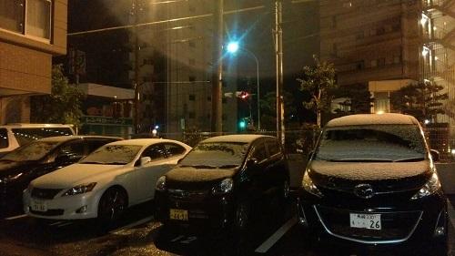 長崎は雪だった2