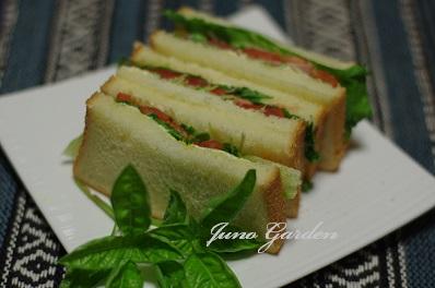 サンドイッチ150720