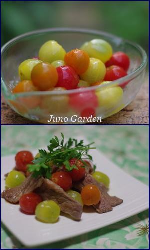 トマトマリネ150930