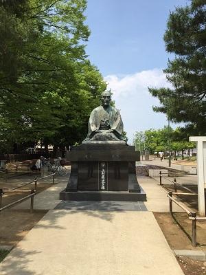 上杉神社 (1)