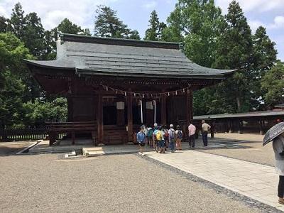 上杉神社 (2)