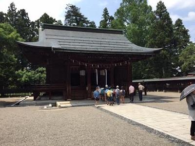 上杉神社建造物 (1)