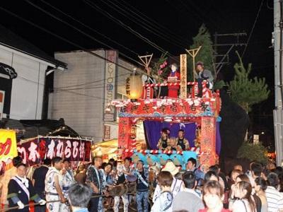 土崎港祭り1