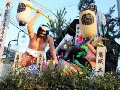 土崎港祭り2