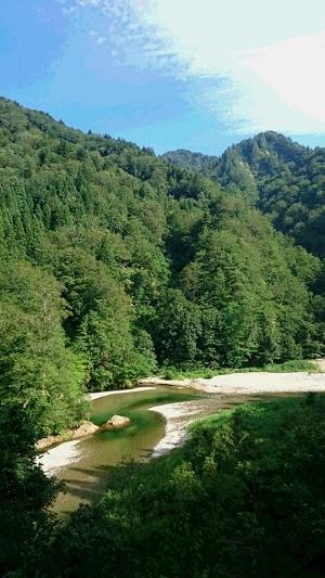 朝日川渓流5