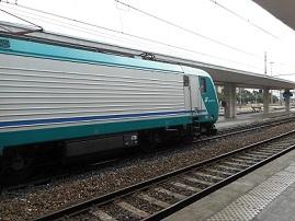 ⑭パドゥバ駅にて 2014年6月22日 宏有氏撮影