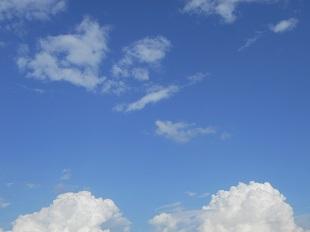 20150728 ①空と雲
