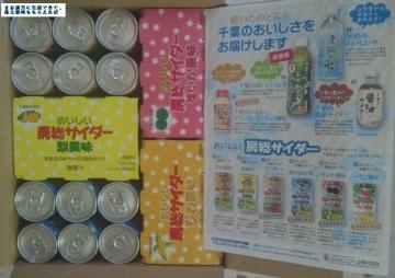 ジャパンフーズ サイダーセット01 201503
