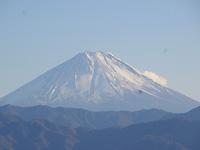 山梨側の富士山2009010100
