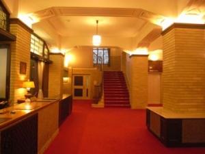赤い廊下1