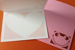 バレンタインカード2