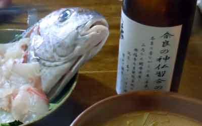 神仏習合の酒