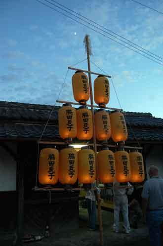 15.7.24脇田神社 月