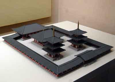 15.7.24地光寺模型