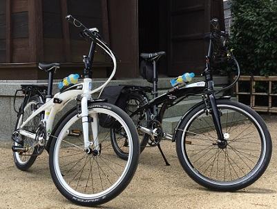 自転車UP